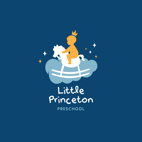 Nursery logo with the title 'Little Princeton'