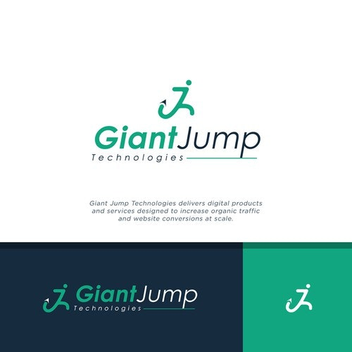 Giant logo with the title 'Giant Jump Technologies'