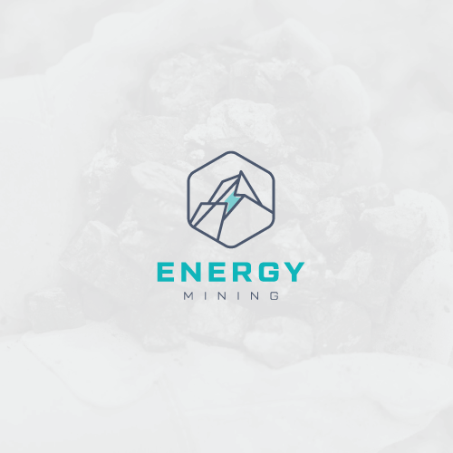 Simple logo with the title 'Abstract, modern & minimalistic logo design'