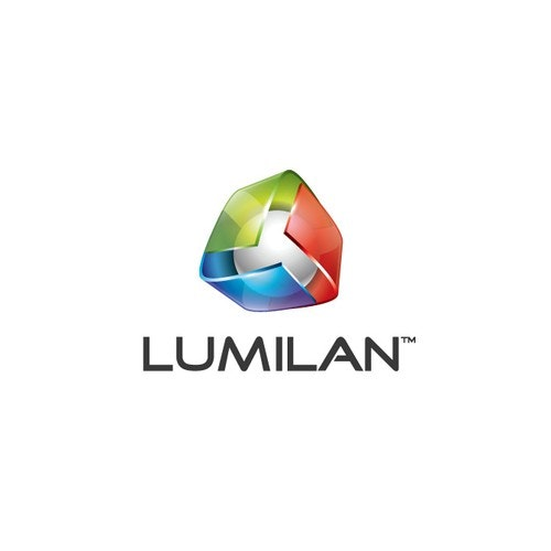 3D logo with the title 'Lumilan'