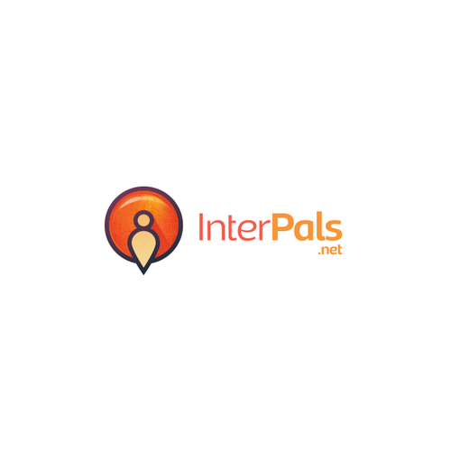 Location logo with the title 'Logo for InterPals'