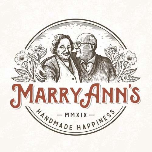 Kitchen logo with the title 'MarryAnn's'