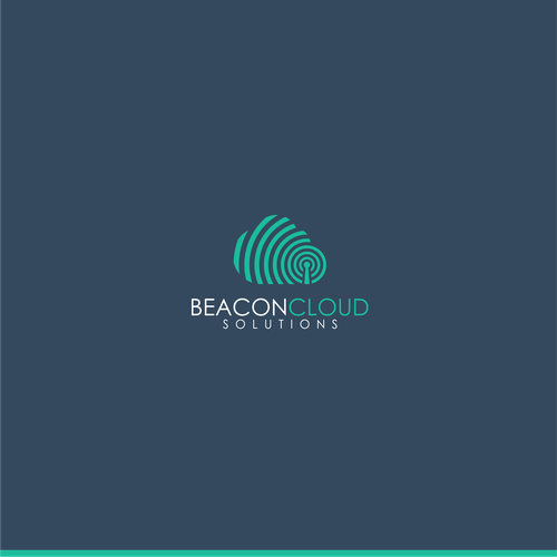 Signal logo with the title 'Beacon Cloud Solution'