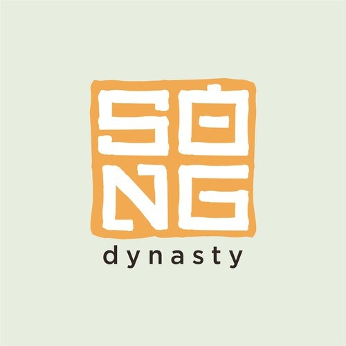 Oriental logo with the title 'Winner of Song Dynasty Contest'