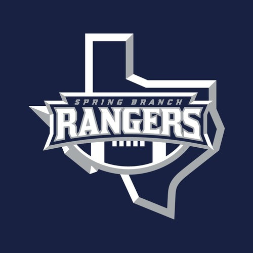 Football logo with the title 'RANGERS'