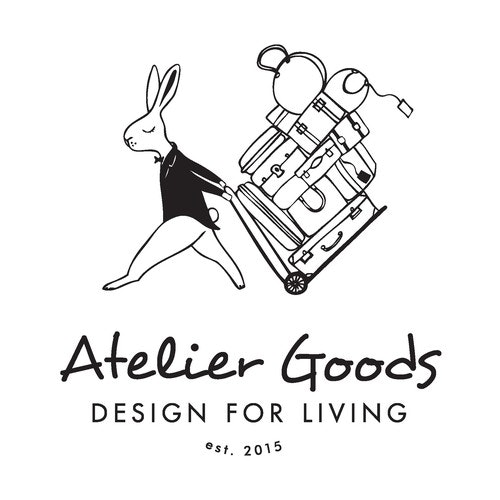 Gentleman logo with the title 'logo for artisan atelier home decor'