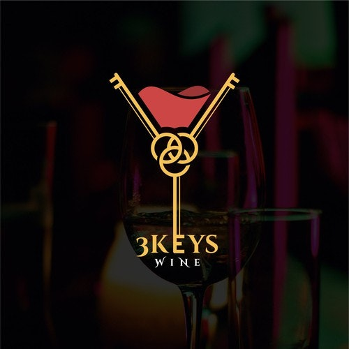Distribution logo with the title '3 Keys'