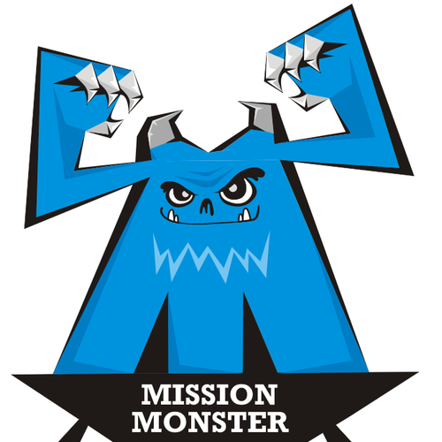 Fierce logo with the title 'Mission Monster'