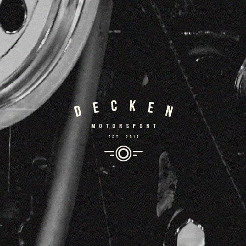 Workshop logo with the title 'Decken Motorsport'