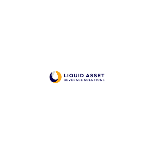 Solution logo with the title 'Liquid Asset'