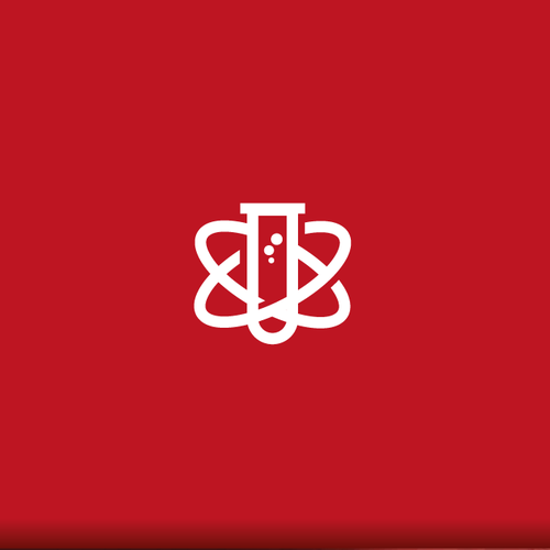 Hand logo with the title 'Minimalist logo for medical compani '
