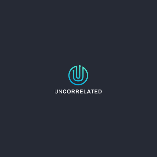Distribution logo with the title 'UNCORRELATED'