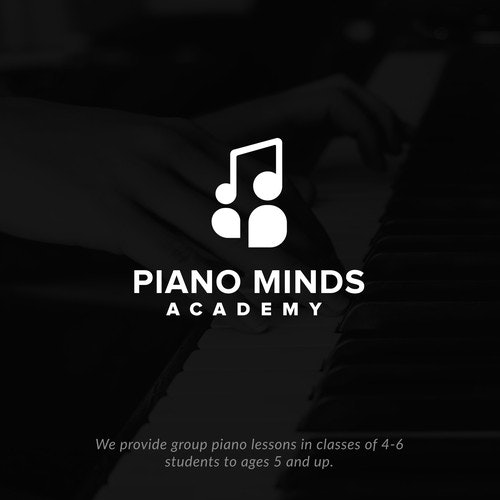 People logo with the title 'Piano Minds'