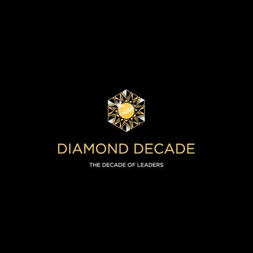 Diamond logo with the title 'Diamond Decade'