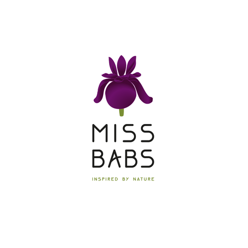 Yarn logo with the title 'Logo for Miss Babs'