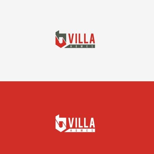 Villa logo with the title 'Villa Home'