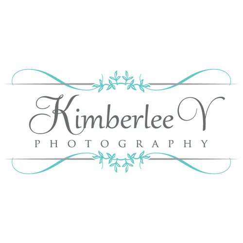Flower logo with the title 'sophisticated wedding photographer logo'