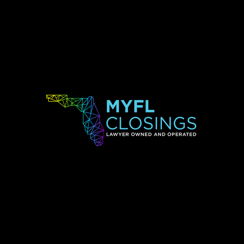 Justice logo with the title 'MYFL closings'