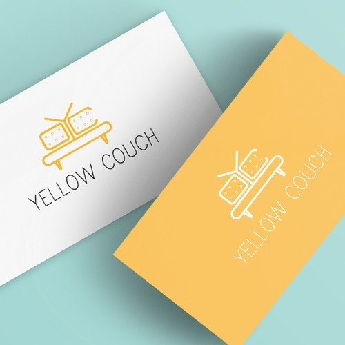 Youth logo with the title 'Minimalist logo concept for career advisors'