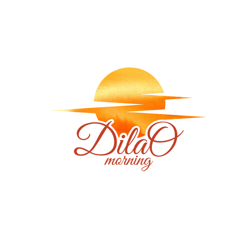 Morning logo with the title 'Dila-O morning'