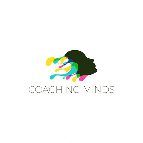 Training logo with the title 'Coaching minds'