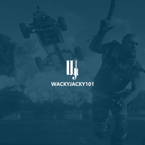 J logo with the title 'WACKYJACKY101'