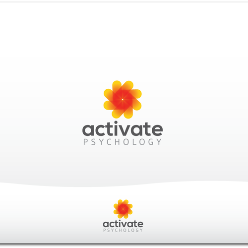 Psychology logo with the title 'Activate Psychology '