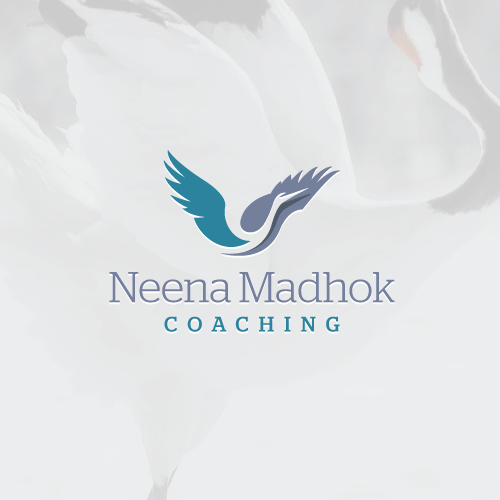 Modern logo with the title 'Uplifting logo for life coach'