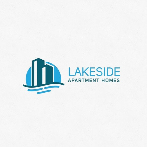 Key logo with the title 'LakeApartments'