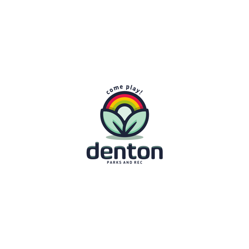 Play logo with the title 'DENTON PARKS AND REC'