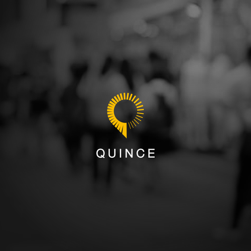Q logo with the title 'Another logo for venture capital firm'