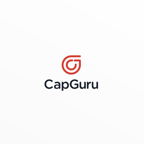 Guru logo with the title 'Capguru'