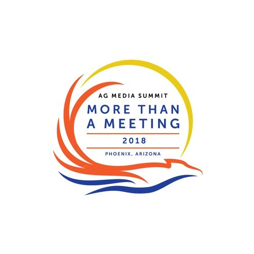 Summit logo with the title 'Logo for 20th annual event'