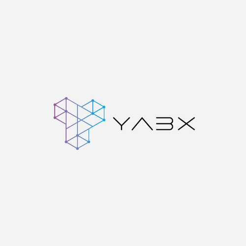 Analytics logo with the title 'YABX. '