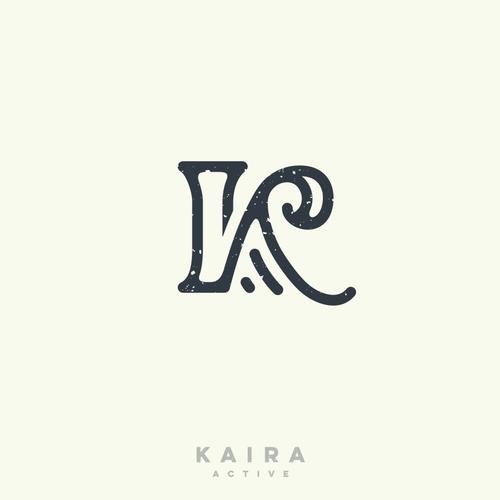 K logo with the title 'Kaira'