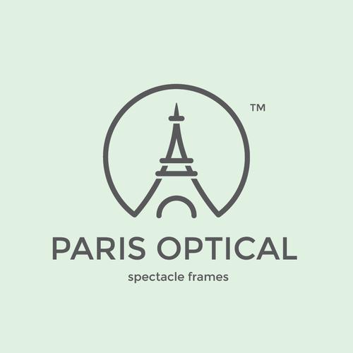 Paris logo with the title 'Paris logo'