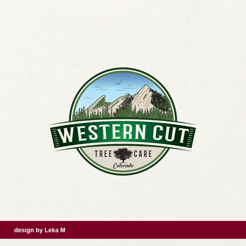 Western logo with the title 'Western Cut'
