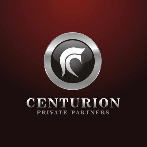 Knight logo with the title 'Centurion logo '