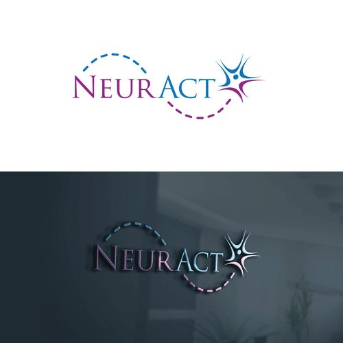 Rehab logo with the title 'Inspiring logo needed for person-centered neuropsychology'