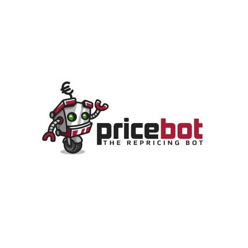 Money logo with the title 'Pricebot'