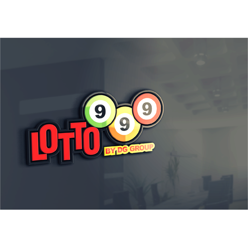 Betting logo with the title 'lotto999'