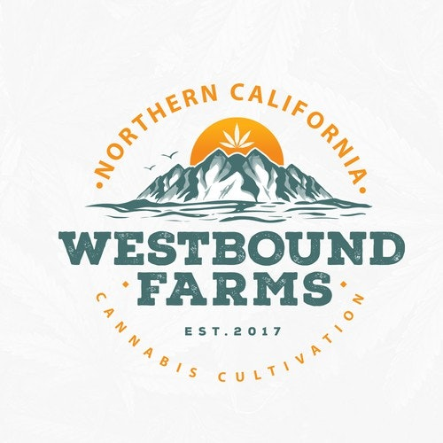 Hemp logo with the title 'WESTBOUND FARMS'