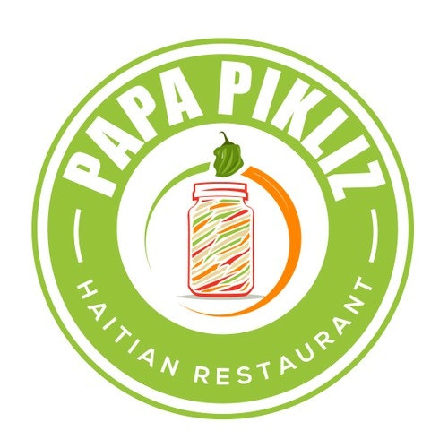 Pepper logo with the title 'Modern logo for restaurant'