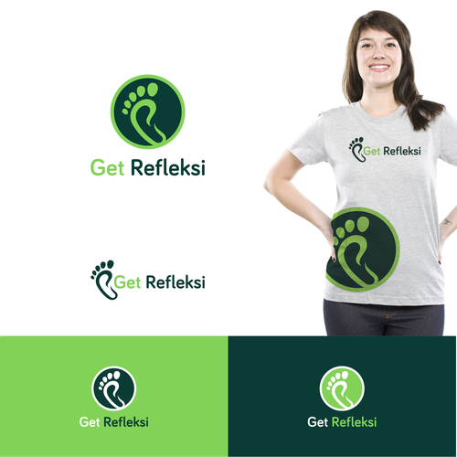 Reflection logo with the title 'Get Refleksi'