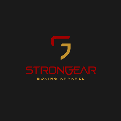 Box logo with the title 'Bold concept for strongear'