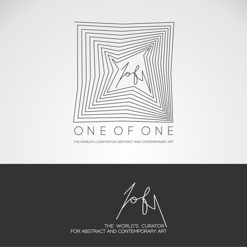 Labyrinth logo with the title 'One Of One'