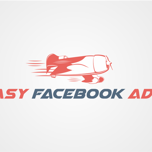Wing logo with the title 'Easy Facebook Ads'
