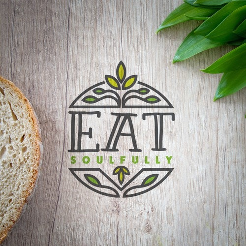 Supplement logo with the title 'Healthy Eating'