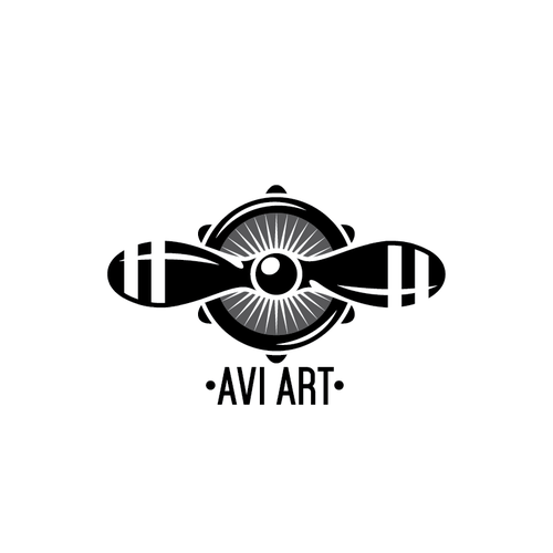 Engine logo with the title 'AviArt'