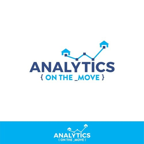 Programmer logo with the title 'Logo for Analytics company'